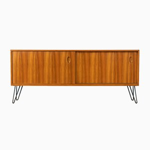 Walnut Veneer Sideboard from WK Möbel, 1950s