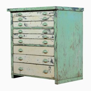 Industrial Chest of Drawers, 1950s