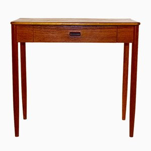 Swedish Teak Console Table, 1960s