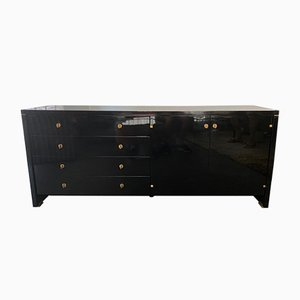 Lacquered Sideboard by Pierre Balmain, 1980s
