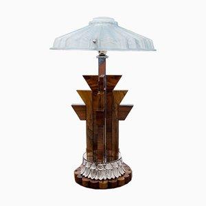 Tischlampe im Art Deco Stil, 1990er