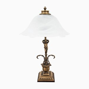 Lampada da tavolo Mid-Century, anni '50