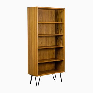 Vintage Danish Teak Bookshelf from Hundevad & Co., 1960s