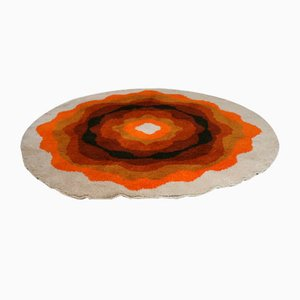 Woolen Kinetic Carpet, 1970s