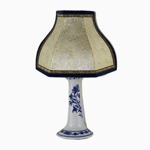 Lampada da tavolo in porcellana, anni '50