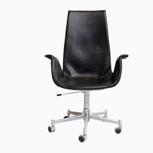 Vintage Model FK 6725 Tulip Chair by Preben Fabricius & Jørgen Kastholm for Walter Knoll / Wilhelm Knoll, 1970s
