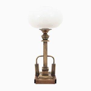 Mid-Century Tischlampe, 1950er