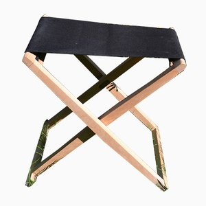 Safari Folding Chair by Mogens Koch for Interna, 1950s