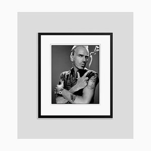 Billy Bob Thornton in Black Frame by Kevin Westenberg