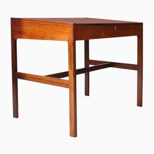 Rosewood Model 82 Desk by Arne Wahl Iversen for Vinde Møbelfabrik, 1960s