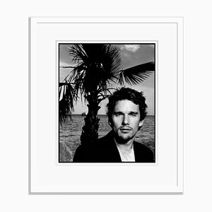 Ethan Hawke in White Frame by Kevin Westenberg