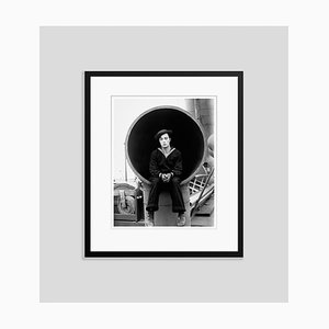 Buster Keaton in Black Frame