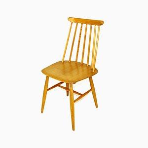 Schwedischer Pinnstol Stuhl von Edbysverken, 1960er