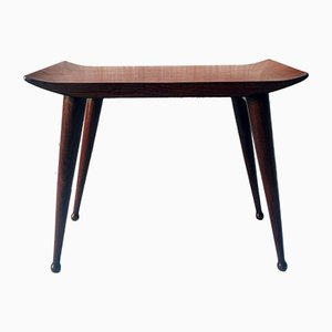 Table Basse Mid-Century en Teck, Italie, 1960s