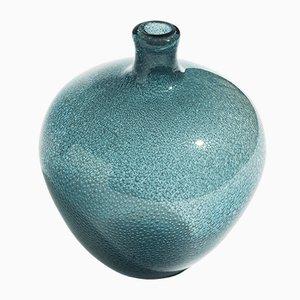 Vase Bubble Mid-Century par Erik Höglund pour Boda, Suède, 1950s