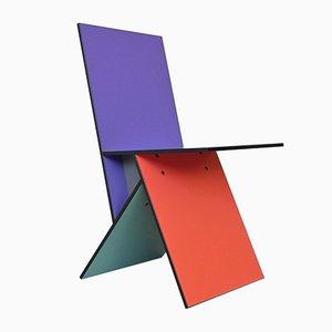 Chaise Vilbert par Verner Panton pour Ikea, Danemark, 1990s