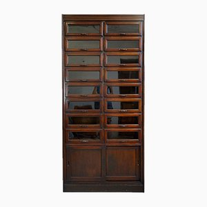 Antique English Shop Display Cabinet from Dudley & Company Ltd., 1910s