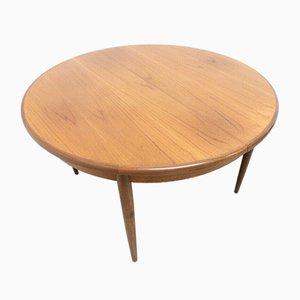 MId-Century Fresco Teak Extendable Dining Table from G-Plan