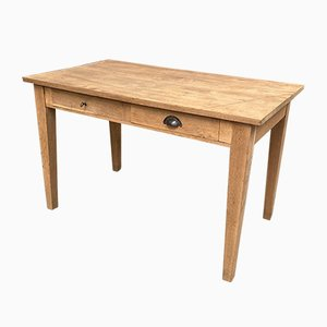 Small Oak Table, 1940s
