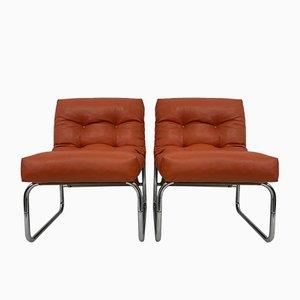 Fauteuils Modèle Pixi par Gillis Lundgren pour Ikea, 1970s, Set de 2