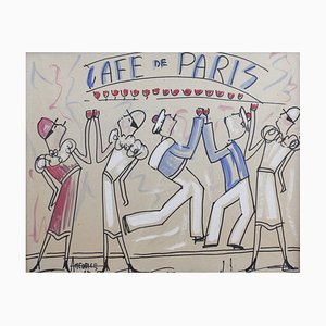 Café de Paris by André Meurice, 1962