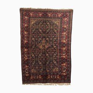 Tappeto Bidjar vintage in lana e cotone