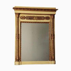 Specchio in stile neoclassico, Italia, XIX secolo