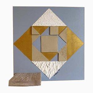 Ziggurat Holder by Mascia Meccani for Meccani Design