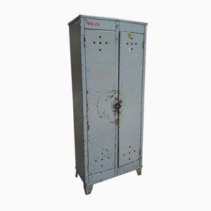 Armario Locker industrial, años 60