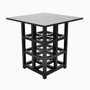 Antique Model DS2 Coffee Table by Charles Rennie Mackintosh for Cassina, 1970s