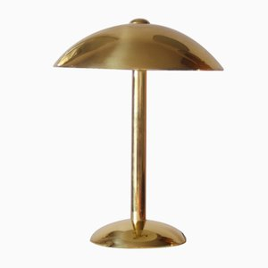 Vintage Brass Table Lamp from Bankamp Leuchten, 1970s