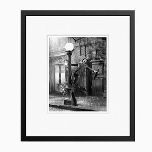 Gene Kelly in Black Frame from Galerie Prints
