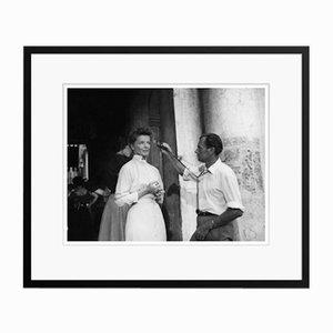 Katharine Hepburn Summertime Madness von Everett Collection