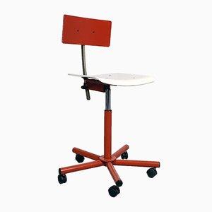 Teens Desk Chair by Anna Anselmi for Bieffeplast, 1980s