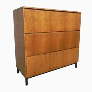 Archivador vintage de Huizenga Technical Furniture, años 60