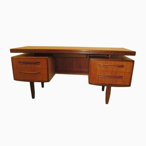 Teak Desk by Victor Wilkins for G-Plan, 1960s
