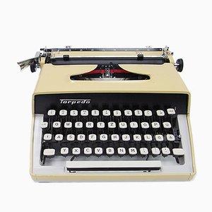 Travel Typewriter from Torpedo, 1960s