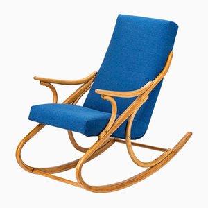 Rocking Chair de TON, Tchécoslovaquie, 1960s