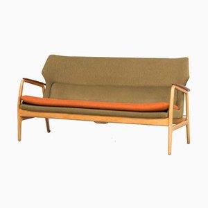 Wingback Sofa by Aksel Bender Madsen for Bovenkamp, 1960s