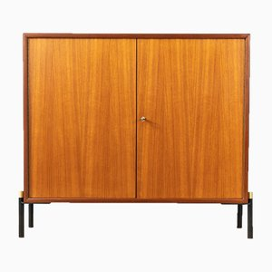 Teak Veneer Chest of Drawers from WK Möbel, 1960s