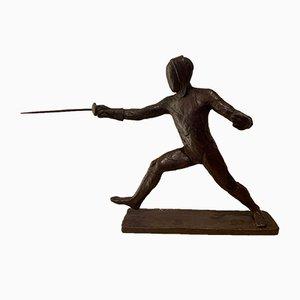 Skulptur von Sterrit-Gittings Kelsey für Royal Copenhagen, 1970er