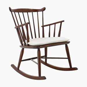 Rocking Chair by Børge Mogensen, Denmark, 1950s