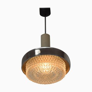 Small Mid-Century Chandelier from Napako, 1970s