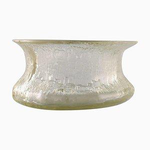 Vase aus Kunstglas von Timo Sarpaneva für Iittala, 1960er