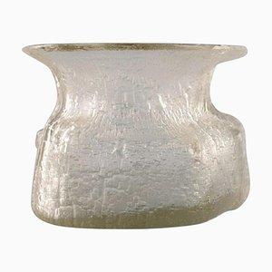 Vase en Verre par Timo Sarpaneva pour Iittala, 1960s