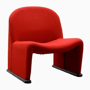 Alky Lounge Chair by Giancarlo Piretti for Castelli, 1960s