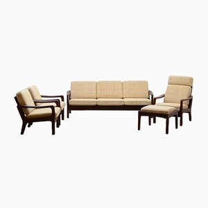 Seating Group by Juul Kristensen for JK, Set of 5