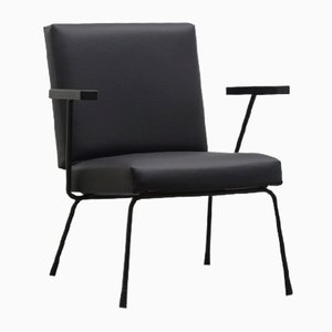 Mid-Century 415/1401 Armchair by Wim Rietveld for Gispen