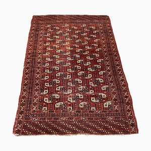 Antique Turkish Hand-Knotted Rug