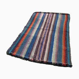 Alfombra Kilim tradicional turca de lana